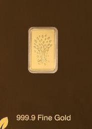 2g Gold Coin 24kt  Kalpataru Tree