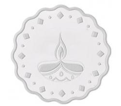 20g 999 Silver Coin Diya
