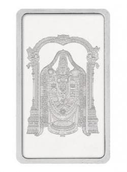 50g 999 Silver Coin Tirupati Balaji