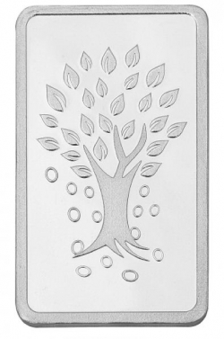 500g 999 Silver Bar Kalpataru Tree