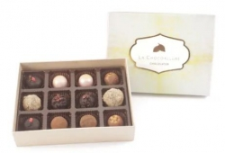 Couture Chocolate Collection 12 Pcs