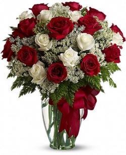 Love Forever 20 Roses