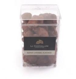 Burnt Caramel Almonds Cocoa ( Square)
