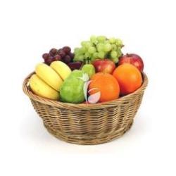 Fresh Fruits Basket