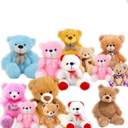 Cuddlesome Teddies