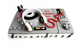 DJ Special Cake