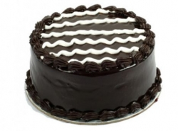 Wistful Chocolate Cake
