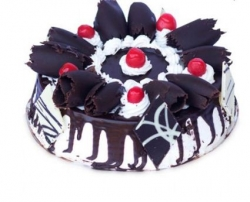 5 Star BLACK FOREST CAKE  1KG