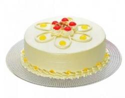 Butter Scotch Cake Half Kg