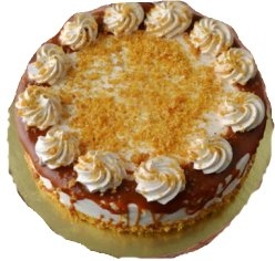 Heavenly Butterscotch Cake 2 Kg