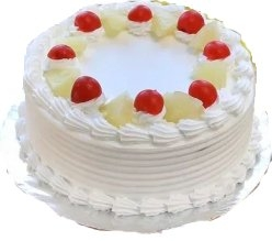 Delicious Pineapple Cake 2 Kg