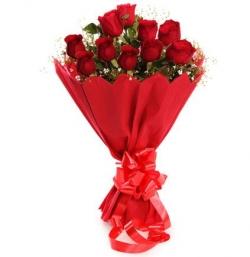 Beautiful 15 Red Rose Stylish