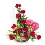 Emotions 30 Roses Basket