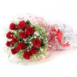Valentine 15 Roses