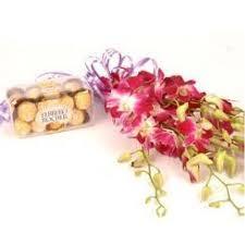 Orchid N Fererro Rocher