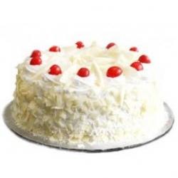 White Forest Cake 1Kg