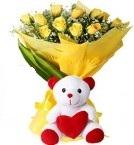 Cute Teddy Surprise