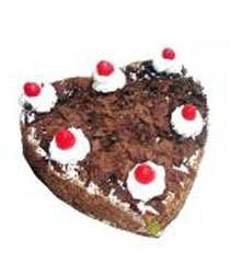 Heart-Shape Blackforest!