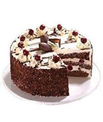 2 Kg Black Forest Cake.