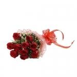 Sensation 10 Red Roses