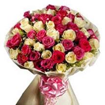 Elegant 50 Roses