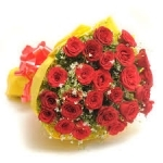 Beautiful Bouquet Of 30 Red Roses