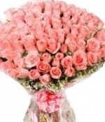 Luxury 50 Pink Roses