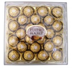 24 Pcs Ferrero Rocher ( 300 gms )