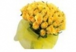 30 Yellow Roses Beauty