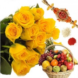 Fruits Rakhi