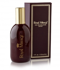 Royal Mirage Eau De Cologne Spray 4 Fl Oz. 120ml