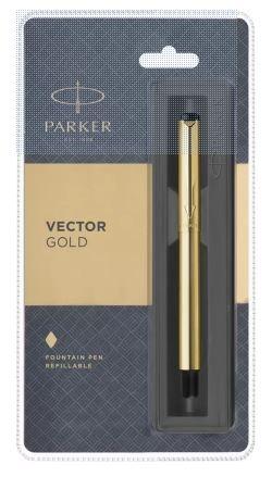 Parker Vector Gold (Gold Nib) Fountain Pen