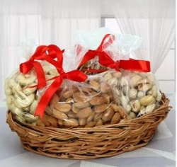 Cane Basket Dry Fruits