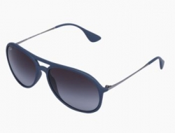 RAY BAN Mens Aviator Full Rim Sunglasses