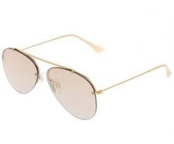OPIUM Unisex Aviator UV Protected Sunglasses