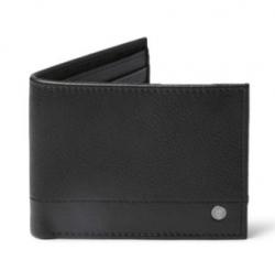 VAN HEUSEN Mens Leather 1 Fold Wallet