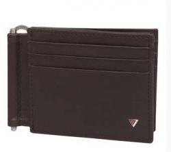 VETTORIO FRATINI Mens Leather 1 Fold Wallet