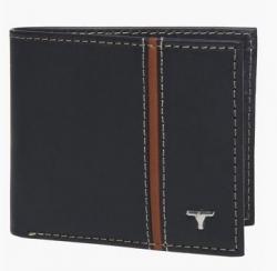 BULCHEE Mens Leather 1 Fold Wallet