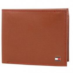 TOMMY HILFIGER Mens 1 Fold Wallet
