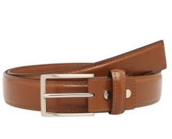 BULCHEE Mens Buckle Closure Casual Belt