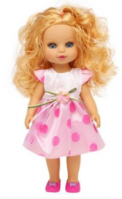 LIFE Girls Doll with Rose