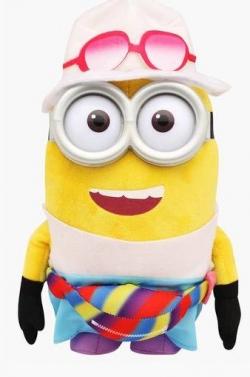 SIMBA Unisex Minions Freedonian Jerry Soft Toy