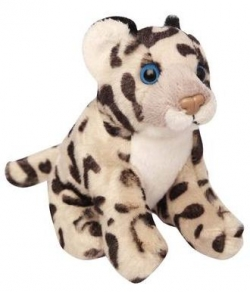 WILD REPUBLIC Unisex Leopard Soft Toy